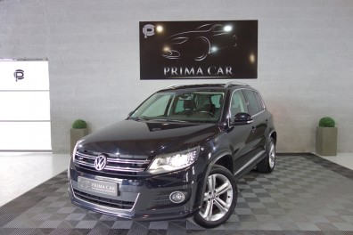 VOLKSWAGEN 2.0 TDI 150CH BLUEMOTION TECHNOLOGY FAP SPORTLINE 4MOTION DSG7