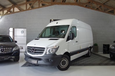 MERCEDES 313 CDI 37S 3T5 BE