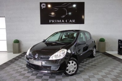 annonce RENAULT CLIO III Primacar